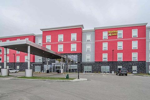 Best Western Plus Airport Inn & Suites Saskatoon