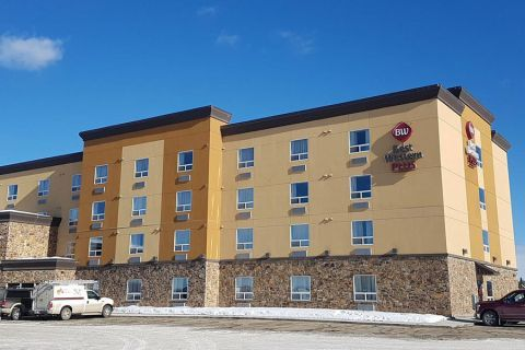 Best Western Plus Fox Creek