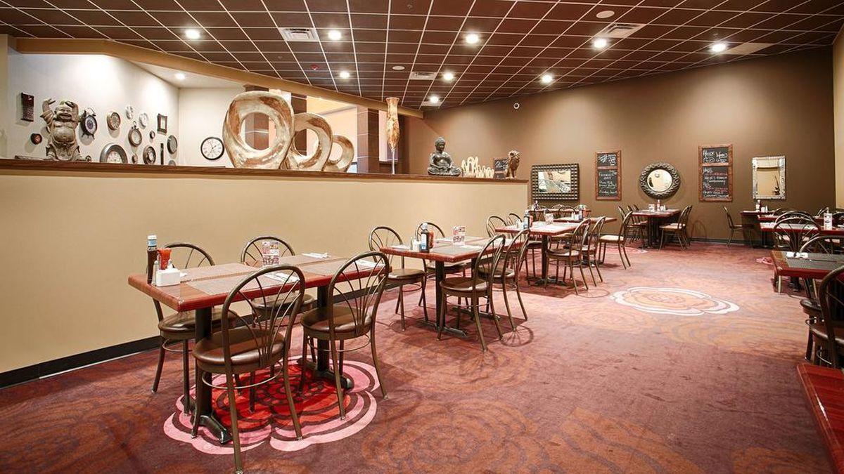Camrose Casino Restaurant
