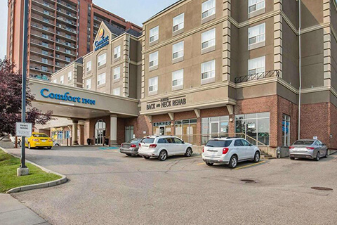 Comfort Inn & Suites Calgary South