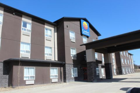 Comfort Inn & Suites Fox Creek