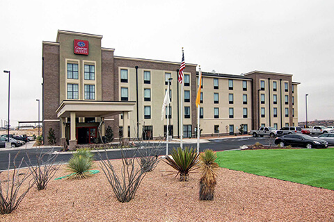Comfort Suites Carlsbad - Carlsbad, New Mexico